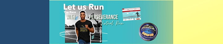 Let Us Run with Perseverance the Race Hebrews 12:1 Virtual Run image