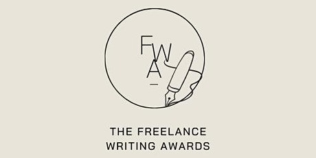 The Freelance Writing Awards 2021 tickets