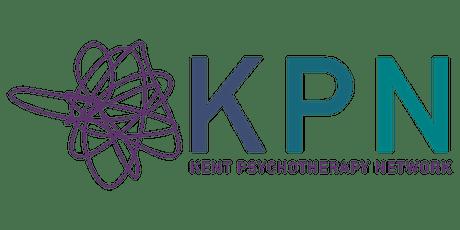 Kent Psychotherapy Network KPN webinar tickets