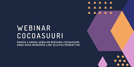 Business Opportunity Preview - Cocoasuuri biglietti