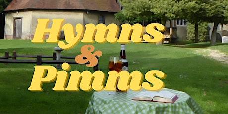 Hymns & Pimms tickets