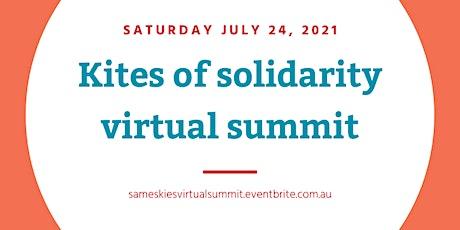 Kites of Solidarity Summit (rescheduled) tickets