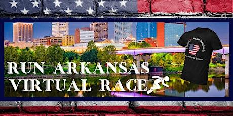 Run Arkansas Virtual Race tickets
