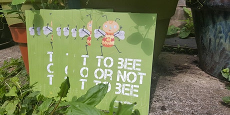 To Bee Or Not To Bee book and beehives launch tickets