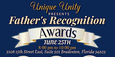 Father's Recognition Award Ceremony tickets