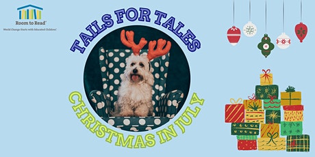 [NEW DATE - 6 FEB] Tails for Tales - Christmas in July Party: Dog Edition tickets