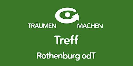 TRÄUMEN & MACHEN Treff • Rothenburg odT Tickets