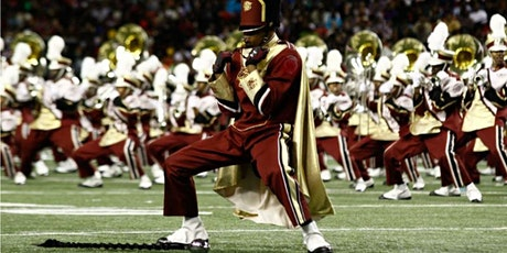 #CAP Battle of the HBCU Marching Bands tickets
