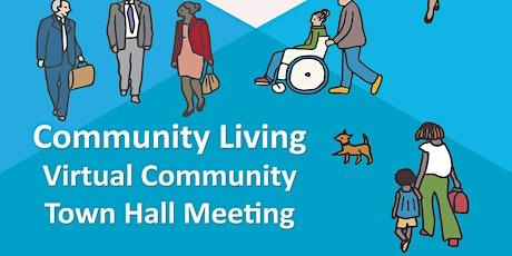Community Living @ University of Birmingham - Virtual  Community Town Hall tickets
