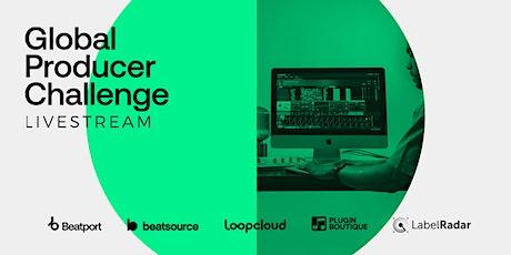 Beatport Global Producer Challenge - Livestream tickets