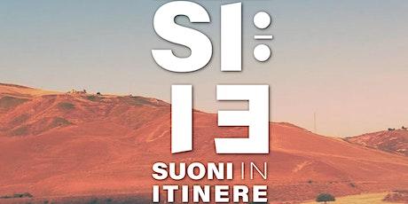 Suoni in Itinere biglietti