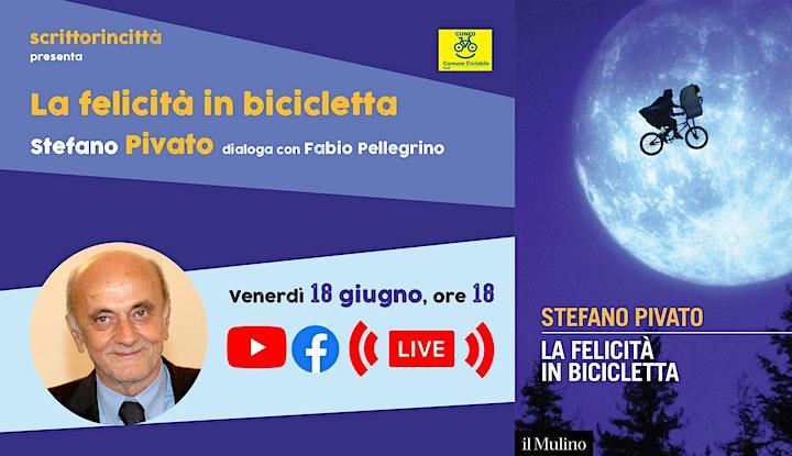 Immagine La felicità in bicicletta > incontro online con Stefano Pivato