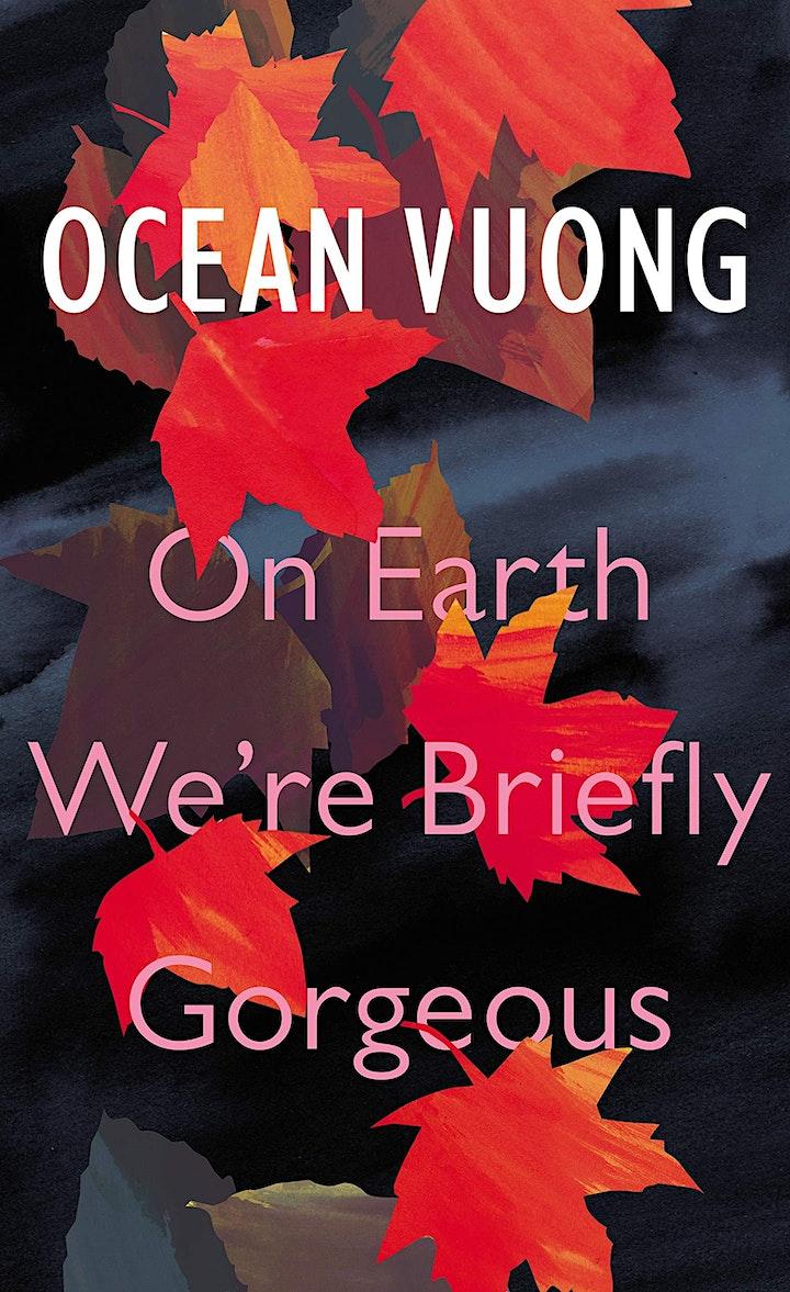 ESEA Archives Book Club #3 - Ocean Vuong image
