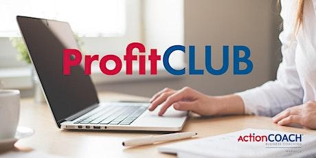 ProfitCLUB tickets