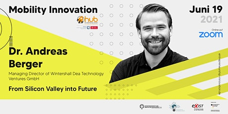 Mobility Innovation - From Silicon Valley into Future tickets