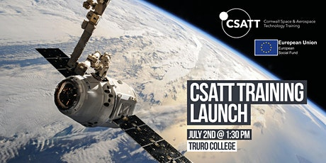 Cornwall Space and Aerospace Technology Training Launch Event tickets