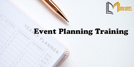 Event Planning 1 Day Virtual Live Training in Oxford tickets