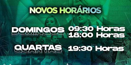 CELEBRAÇÃO DA FAMÍLIA - 20/06/2021 ingressos