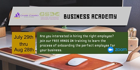 Business Academy  Q3 2021 (The Basics for Employee Management) biglietti