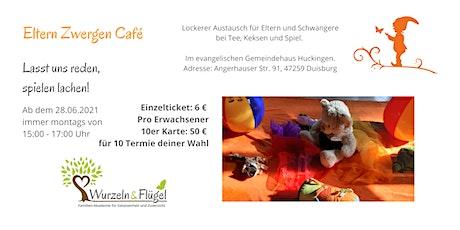 Eltern Zwergen Café Tickets