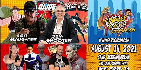 FARLEYCON COMIC BOOK EXPO tickets