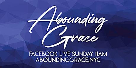 AGM Sunday Worship Experience - 06/20/2021 tickets