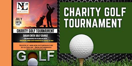 Charity Golf Tournament 2021 tickets