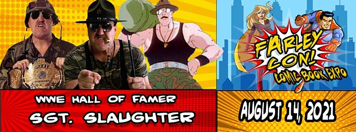 FARLEYCON COMIC BOOK EXPO image