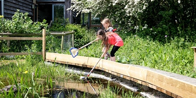 Home Educators Pond Dipping Workshop at Sutton Co