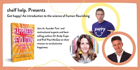 [workshop] Get Happy! An Introduction to the Science of Human Flourishing tickets