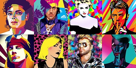 The 80s Party [Zoom Dance Party] Tickets