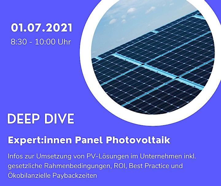 Fairtantworter*innen Get-Together - Deep Dive Photovoltaik: Bild