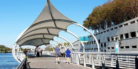 Tampa Riverwalk and Ybor City Walkabout Tour tickets