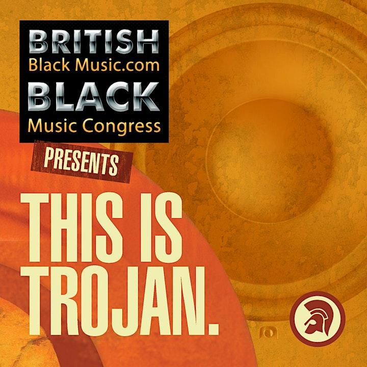 British Black Music Month 2021 Trojan Records Reggae Playlist image