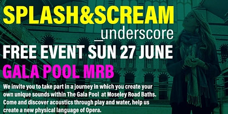 Splash 'n' Scream tickets
