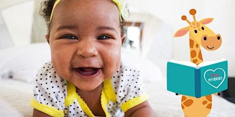 Baby Play at Lymington Library tickets