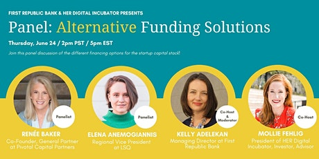 Alternative Funding Solutions Panel tickets