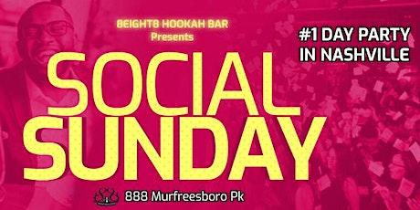 SOCIAL SUNDAY NASHVILLE tickets