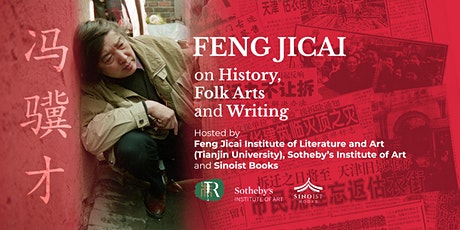 Feng Jicai: on History, Folk Arts and Writing tickets