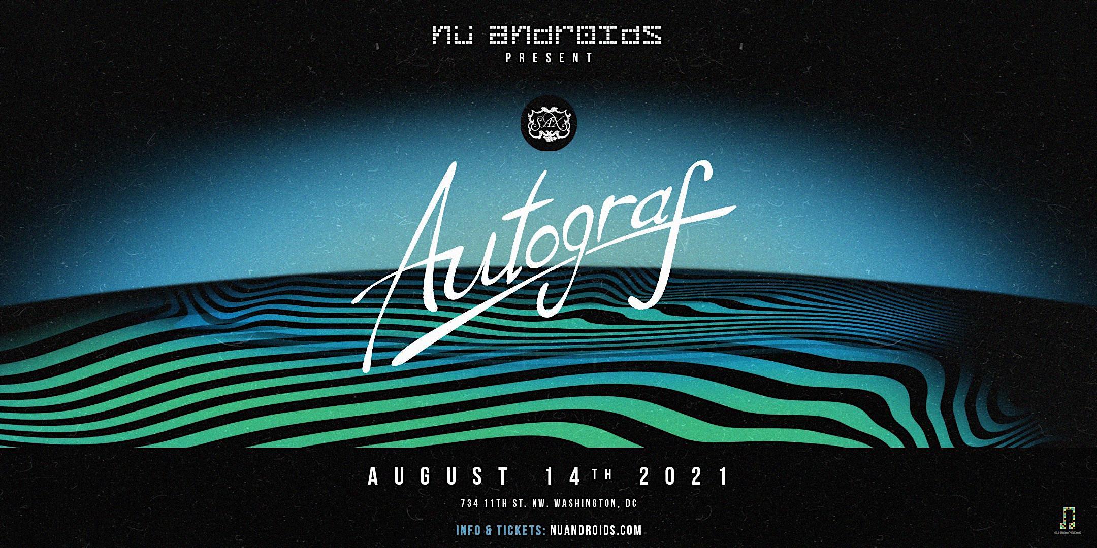 Autograf DJ Set (21+)