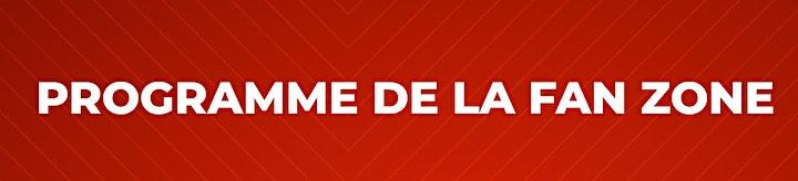Image pour FAN ZONE : 1/4 de Finale - JL Bourg vs Monaco