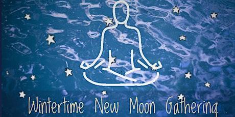 Yin Yoga & Art - Wintertime New Moon Gathering tickets