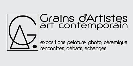 Vernissage expo photos de François MOUREN-PROVENSAL billets