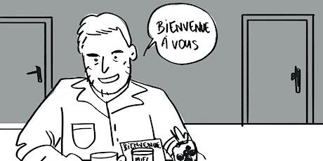 """Café-Visio spécial """"Habitat partagé"""" billets"""