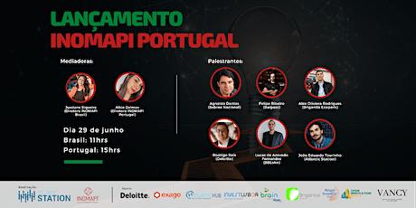 Lançamento INOMAPI Portugal ingressos