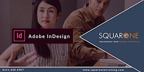 Adobe InDesign - Advanced (Online Training) tickets