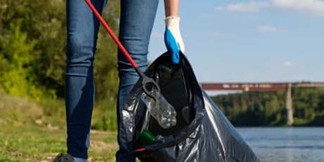 Litter Pick with Bristol Avon Rivers Trust and Sustainable Hive tickets