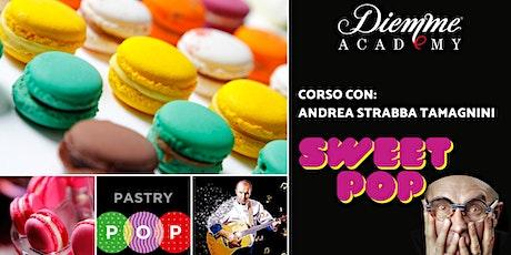Corso Sweet POP con Andrea Strabba Tamagnini biglietti