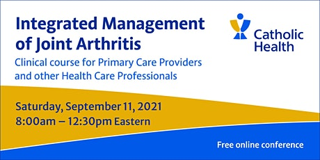 Integrated Management of Joint Arthritis tickets