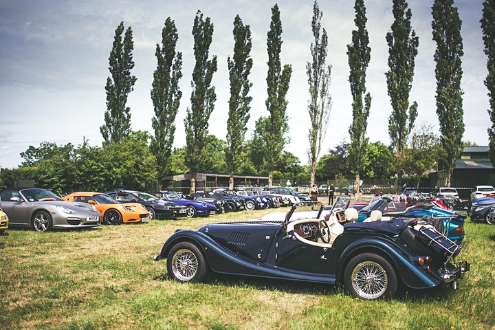 Williams Open Day 2021 (Guest Speaker Paddy Hopkirk) image